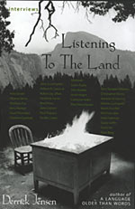 Listening to the Land (book cover)