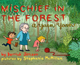 Mischief in the Forest (book cover)
