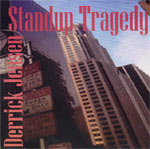 CD - Stand Up Tragedy (cd case)