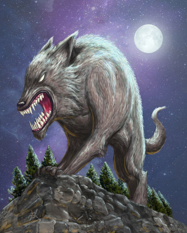 Werecreature
